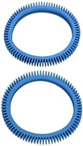 Poolvergnuegen 896584000–0822-Pack azul estándar trasera neumático de repuesto para la piscina limpiadores