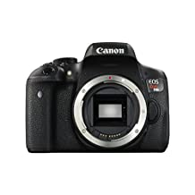 Canon Eos Rebel T6i 24.2 Megapixel Digital Slr Camera Body Only - 3 Touchscreen Lcd - 16:9 - E-ttl