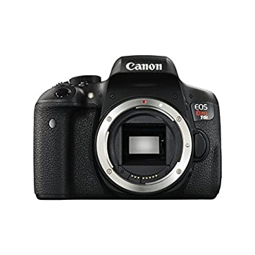 Canon EOS Rebel T6i Digital SLR Body Only