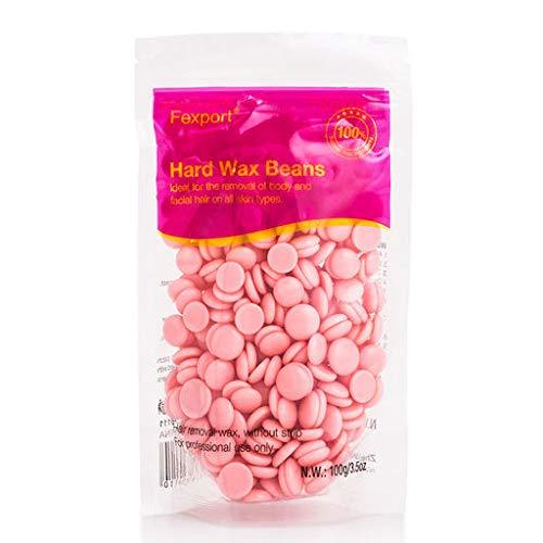 Expxon Hard Wax Beans Full Depilatory Hair Removal Beads Easy Painless Women & Men