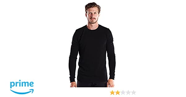 46e549843138 Amazon.com: US Blanks Men's Premium Super-Soft Thermal Long Sleeve, Made in  USA: Clothing