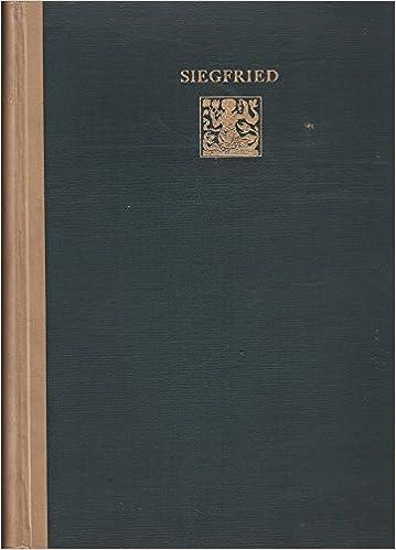 Ilmainen kirjanmyynti ladattavissa mobiililaitteille Siegfried: Vocal Score by Richard Wagner Suomeksi PDF iBook