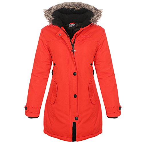 Geographical Norway Norway Geographical Giacca Giacca Rot Donna qSrqFxHw