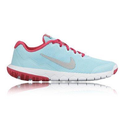 Galleon - Nike 749818-400 Flex Experience 4 (GS) Blue White Running Unisex  Youth Size (boy girl men 5.5   Women 7) dd20c95e4