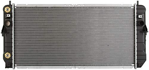 Spectra Premium CU2491 Complete Radiator