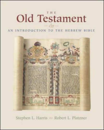 The Old Testament: An Introduction to the Hebrew Bible by Brand: McGraw-Hill Humanities/Social Sciences/Languages