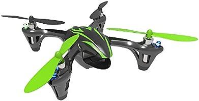 Hubsan H107C X4 Drone 0.3mp Camara Cuadridóptero (Verde 480P ...