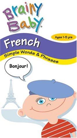 UPC 821408100730, Brainy Baby - French [VHS]