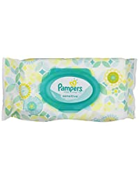 Pampers Sensitive Water Baby Wipes 1X Pop-Top Pack, 56 Count BOBEBE Online Baby Store From New York to Miami and Los Angeles