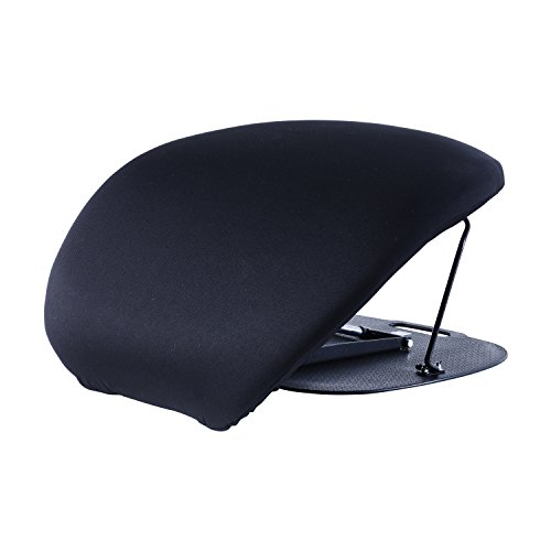 Duro-Med Chair Lift, Chair Assist, Chair Lift Assist Cushion, Black