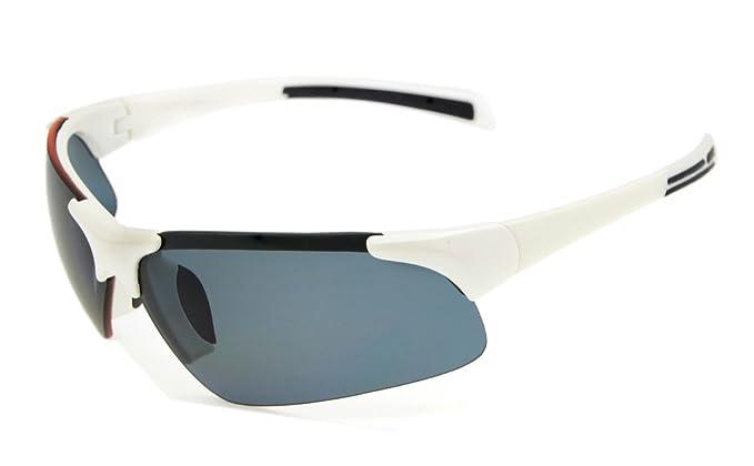 5030cb8e29 Eyekepper Policarbonato Semi-Rimless Polarized Gafas de Sol Deportivas  Béisbol sin medias Béisbol Pesca de conducción Golf Softball Senderismo  TR90 ...
