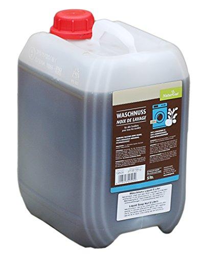 Sapdu Clean - Liquid Waschnuss, 5 L Kanister natürliches Waschmittel