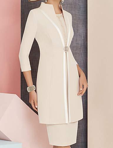 a basso prezzo 85960 b56c0 Abito Donna Elegante da Cerimonia Madre della Sposa e dello Sposo ...