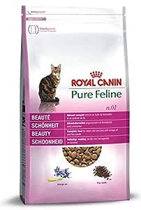 Comida seca completa y balanceada para gatos adultos Pure Feline ...