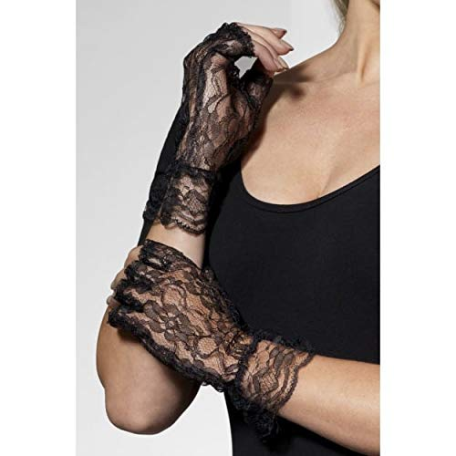 Smiffys Fingerless Lace