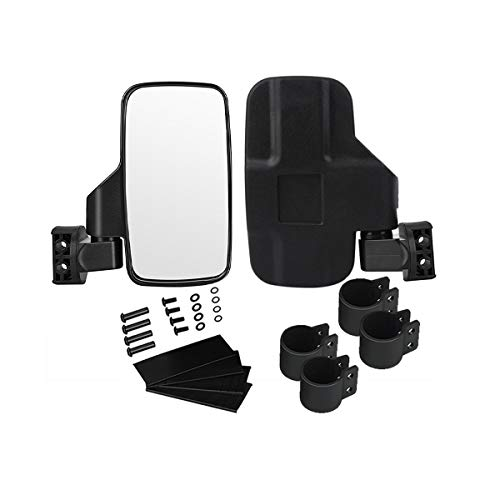 UTV Side Rear View Mirror with 1.75