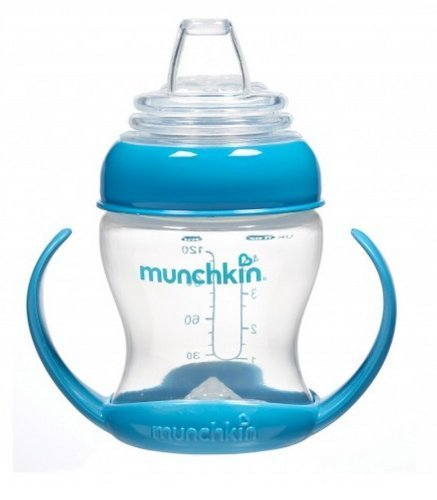 Munchkin 24198 7 Oz Weighted Straw Cup