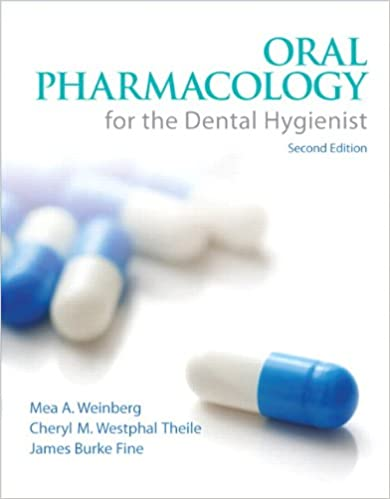 Oral Pharmacology for the Dental Hygienist (2nd Edition