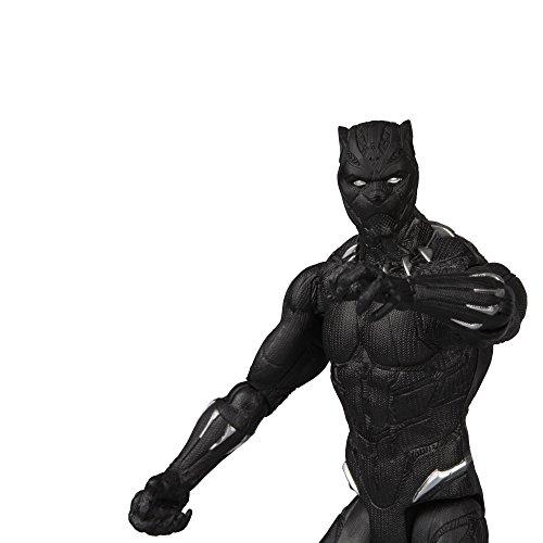 Marvel Black Panther 6-inch Black Panther