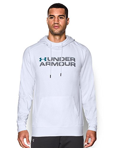 Under Armour Men's Sportstyle Fleece Wordmark Hoodie