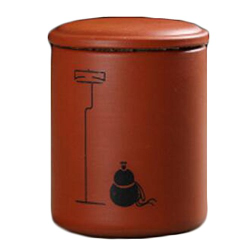 Japanese-style Storage Jars Tea Coffee Ceramics Cans -A10 by George Jimmy