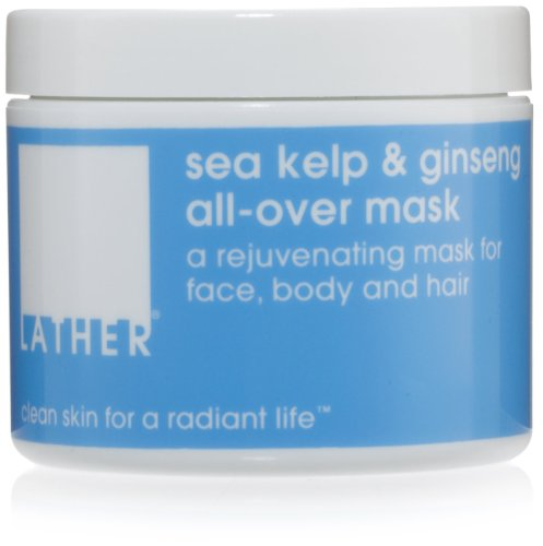 LATHER varech & Ginseng All-Over Masque 4 oz