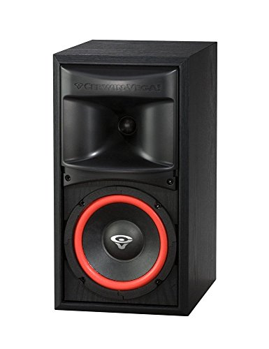 "Cerwin-Vega XLS-6 6 1/2"" 2-Way Home Audio Bookshelf Speaker"