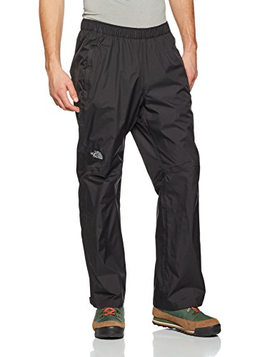 The North Face Venture 1/2 Zip Pant Regular Inseam - Men's TNF Black Large