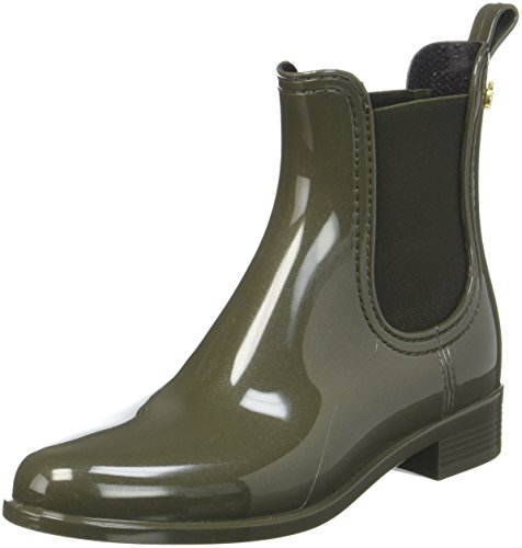 Lemon Jelly Damen Comfy Chelsea Boots Grün (Metal Green)