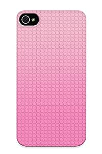 Crazylove Case Cover For Iphone 4/4s - Retailer Packaging Spring With Pink Protective Case