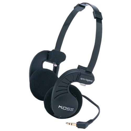 - Koss SportaPro Stereo Headphones