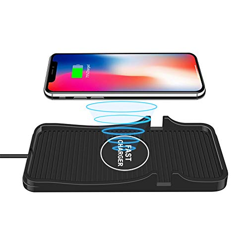 wireless charger mat for car - 1