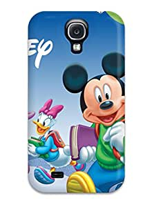 Hot Style ETbxALH225EqfCc Protective Case Cover For Galaxys4(disney)