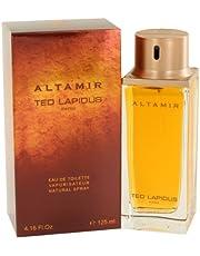 Ted Lapidus Altamir woda toaletowa dla mężczyzn, 125 ml