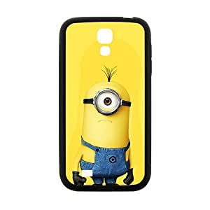 Lovely Minions Cell Phone Case for Samsung Galaxy S4 by icecream design