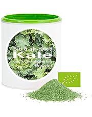 Chou Frisé en poudre Kalé - vitamines végétales|qualité suprême|biologique|végan|crue|sans additives|Fabriqué en UE|Good Nutritions (1)