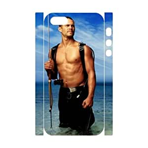 I-Cu-Le Cell phone Protection Cover 3D Case Paul Walker For Iphone 5,5S