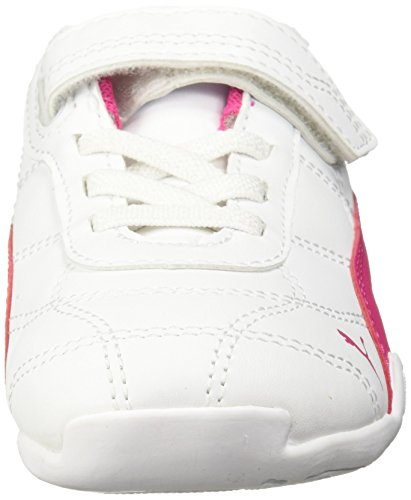 Puma Kids' White Cat Inf Purple beetroot V Sneaker 3 Tune qgRTrfCwq