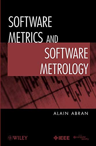Software Metrics and Software Metrology (Software Testing Metrics)