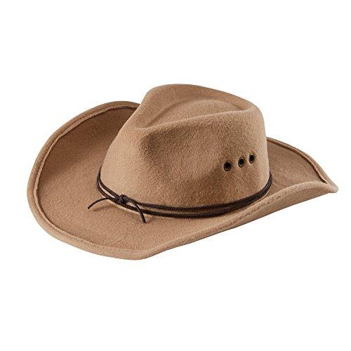 Mud Pie Infant Wool Cowboy