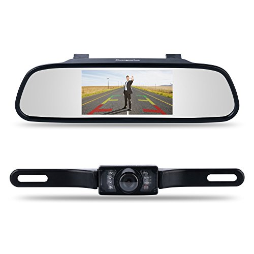 Monitor Chuanganzhuo Vehicle Rearview Rear view product image