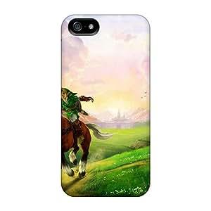 Fashion Design Hard Case Cover/ QNJ708aQjq Protector For Iphone 5/5s