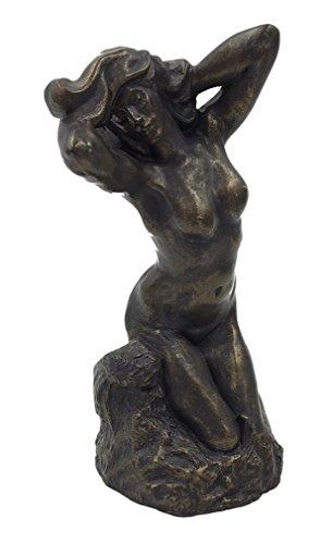 Statue by RODIN, AUGUSTE - Toilette de Venus