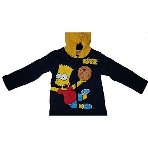 mejor proveedor descuento hasta 60% gran variedad de Sudadera Bart The Simpson: Amazon.es: Ropa y accesorios