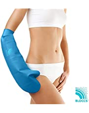 Bloccs Protector de escayola impermeable medio brazo para adulto