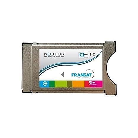 Neotion ACY-MCVF-0302 - Receptor satélite módulo PCMCIA Fransat 1 ...