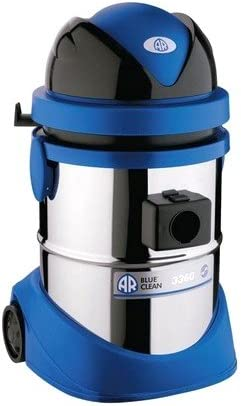 Annovi Reverberi 51153 AR 3360 Aspirador de Líquidos y Sólidos, Acero Inoxidable: Amazon.es: Coche y moto