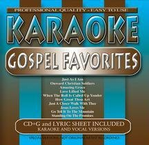Karaoke: Gospel Favorites