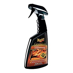 Meguiar's gold class car leather conditioner 473 ml
