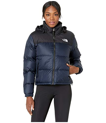 The North Face Womens 1996 Retro Nuptse Jacket NF0A3JQRH2G_L - Urban Navy